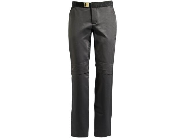 VAUDE Green Core 3L Pants Women, gris